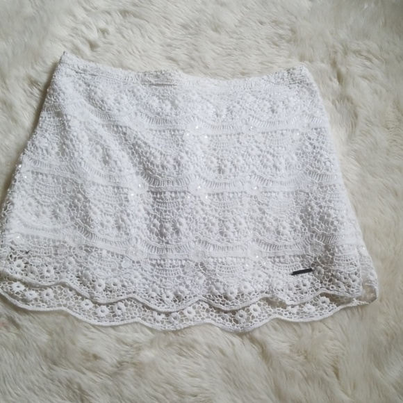 Abercrombie & Fitch Dresses & Skirts - Lace mini